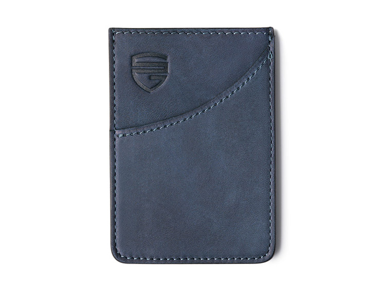 Leather wallet | 312 | Ocean